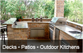 Decks | Patios | Outdoor Kitchens